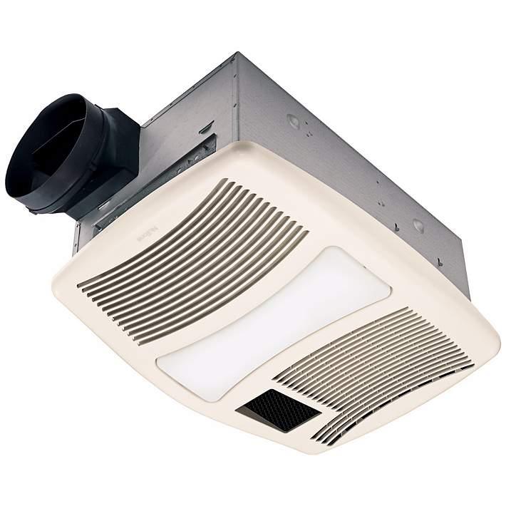 Cfl Light Bath Exhaust Fan, Nutone Bathroom Exhaust Fan With Light