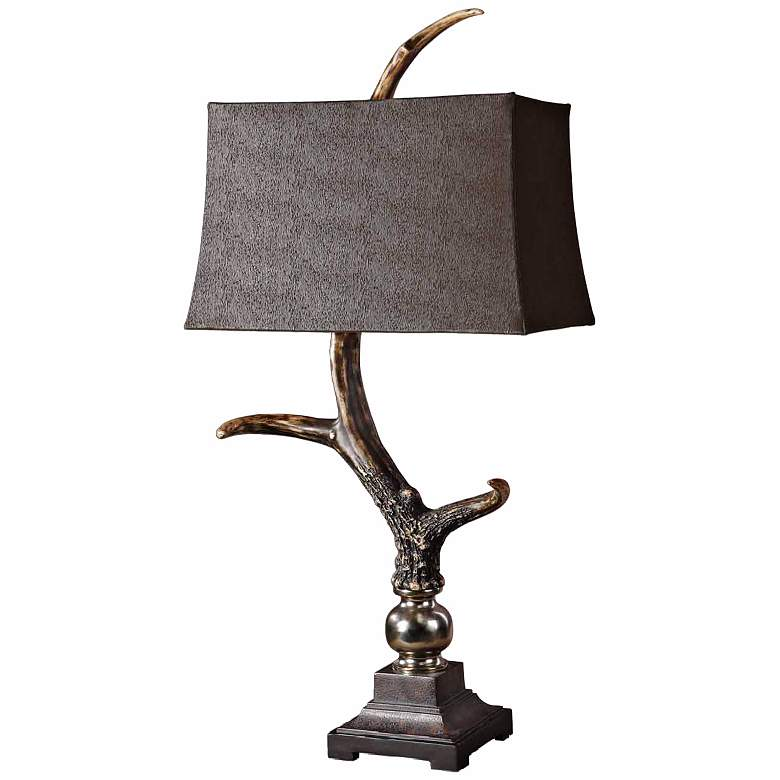 Uttermost  Stag HornTable Lamp