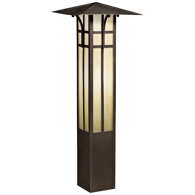 Bronze 7 Quot High Outdoor Dark Sky Tube Light 21618