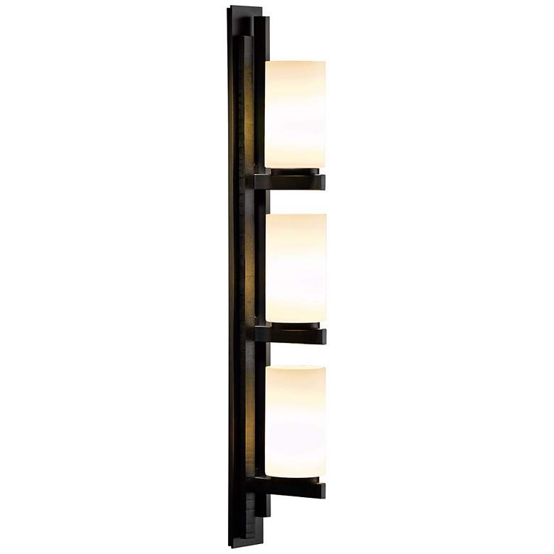 Hubbardton Forge Ondrian Vertical Right Bath Wall Sconce