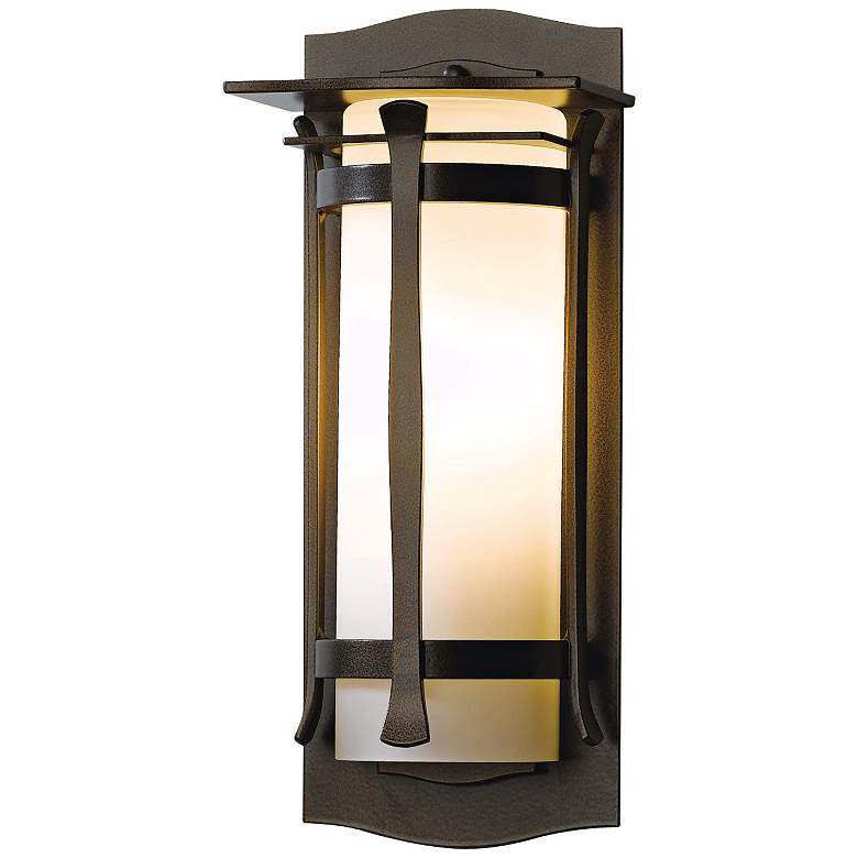 """Hubbardton Forge Sonora 14"""" High Outdoor Wall Light"""