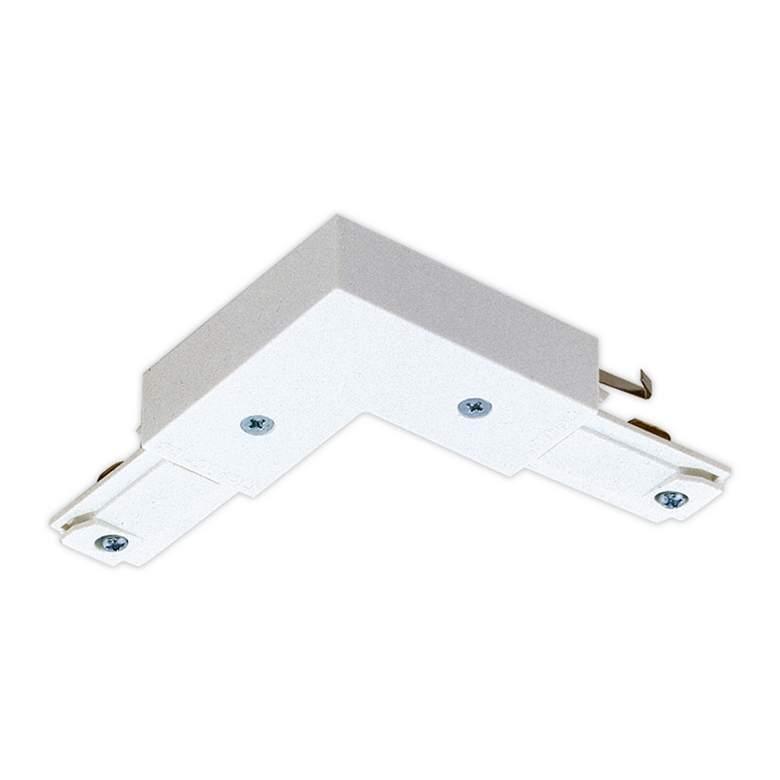 Lightolier Lytespan White  L Connector.