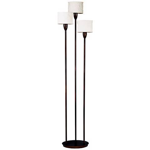 Kenroy Crush 3-Light Floor Lamp