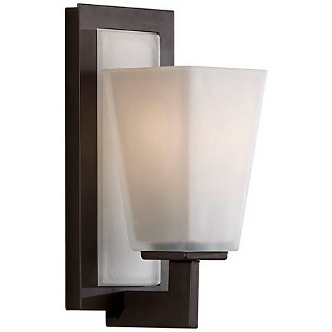 "Feiss Clayton 10 1/2"" High Wall Sconce"