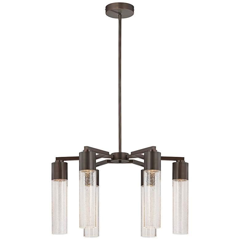 "George Kovacs Light Rain Collection 24"" Wide Chandelier"