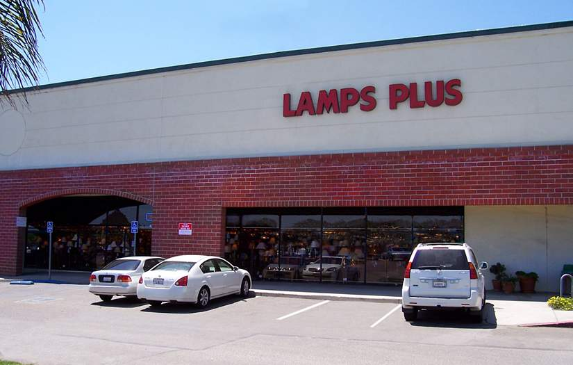 Nearby Lamps Plus Store