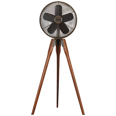Fanimation Arden Oiled-Rubbed Bronze Floor Fan
