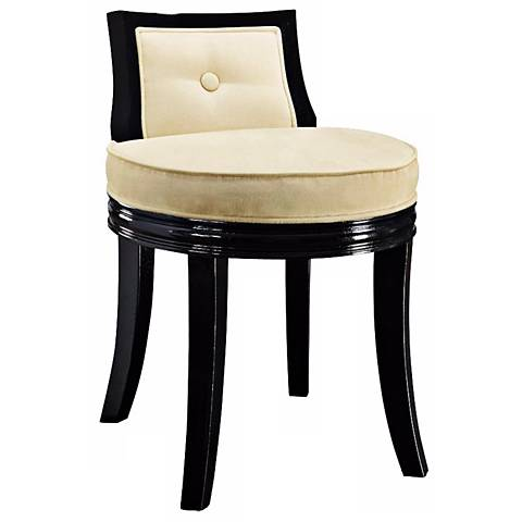 Ecru Penelope Accent Chair