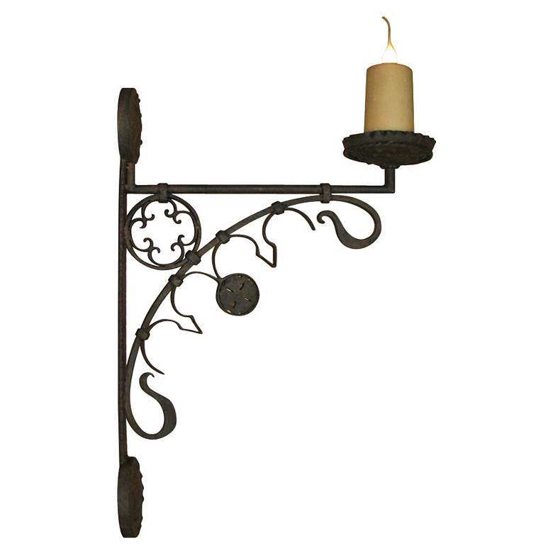 Laura Lee Meval 29 High Wall Sconce