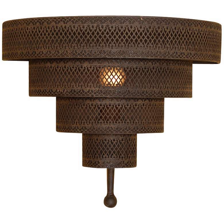 "Laura Lee Vincenza 16"" High Wall Sconce"