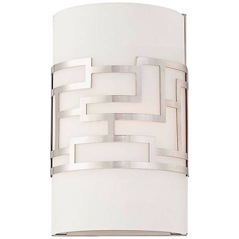"George Kovacs Alecia's Necklace 10 1/2"" High Wall Sconce"