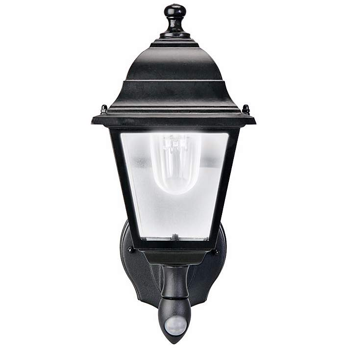 Outdoor Led Battery Powered Motion Activated Wall Sconce T4505 Lamps Plus