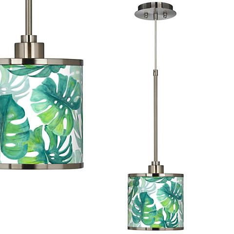 Tropica Giclee Glow Mini Pendant Light