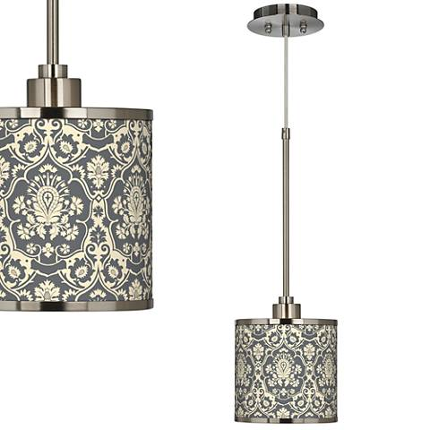 Seedling by thomaspaul Damask Mini Pendant Light