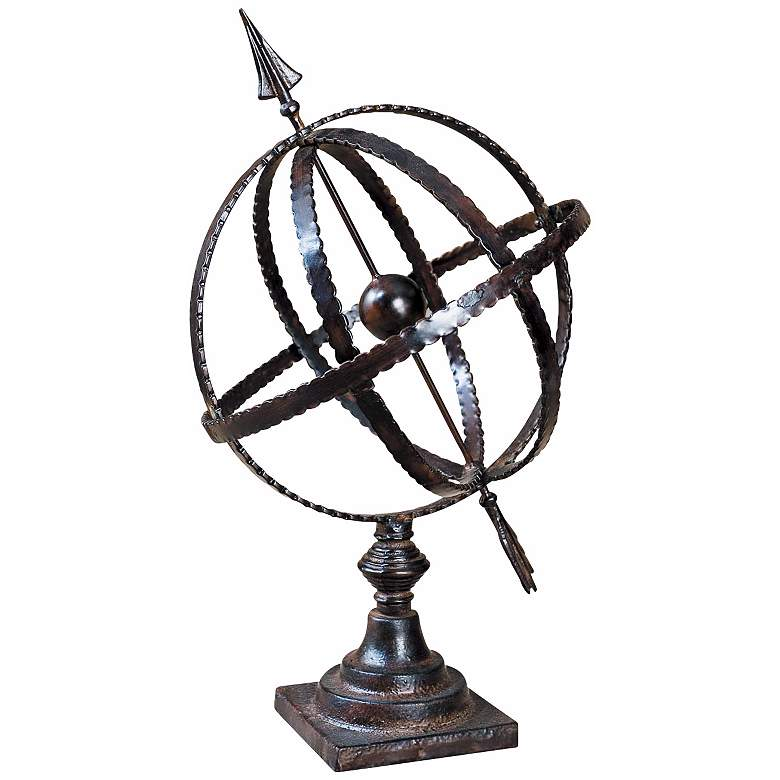Uttermost Diez Globe Home Decor Accent