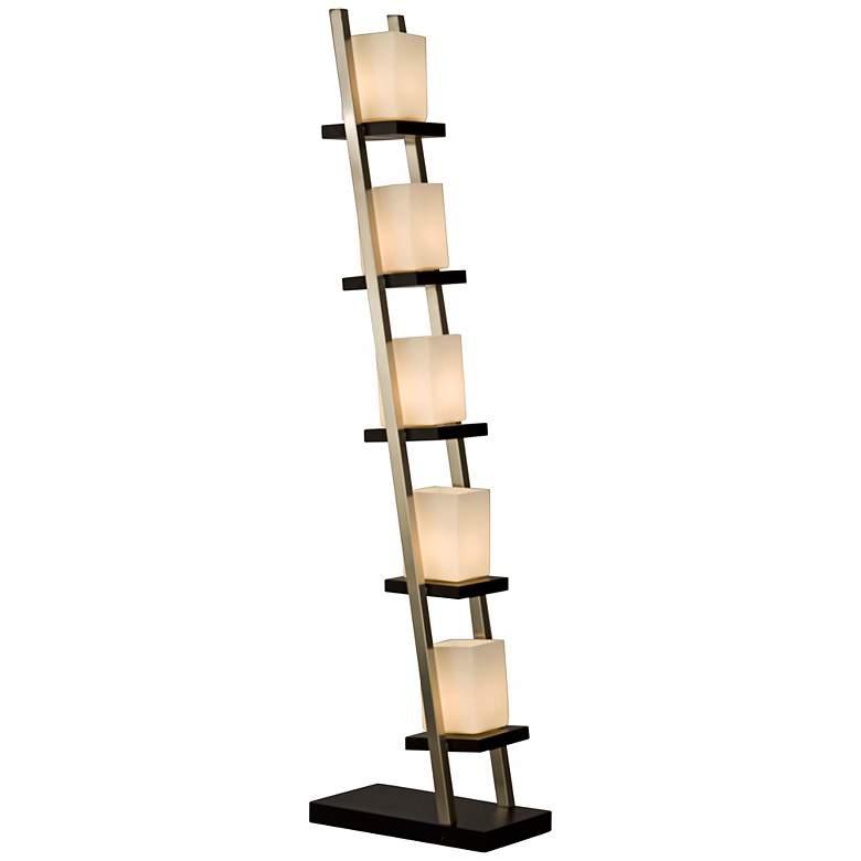 Nova Lighting Escalier 5-Step Floor Lamp