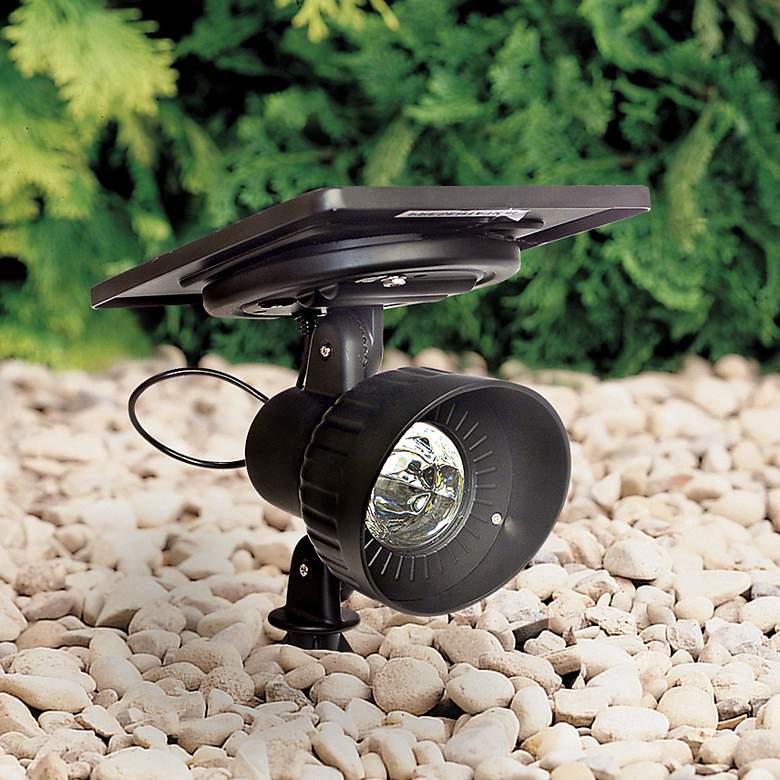 Progressive Solar Powered LED Spotlight or Floodlight