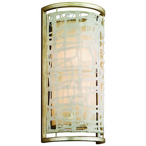 "Kyoto Japanese Paper 16 1/4"" High Corbett Wall Sconce"