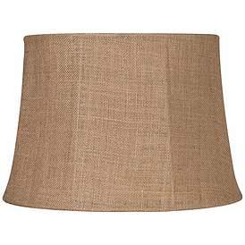 Burlap Lamp Shades Lamps Plus