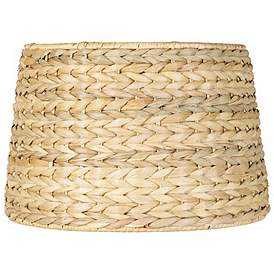 8 To 12 Inch Small Table Lamps Rattan Wicker Lamp Shades