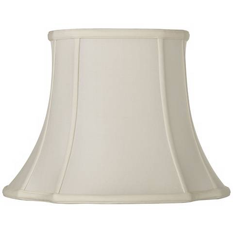 Oyster French Oval Shade 7.5/9.75x14/16x12 (Spider)
