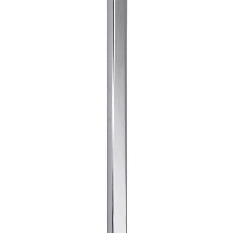 "30"" Long Chrome Metal Cord Cover"
