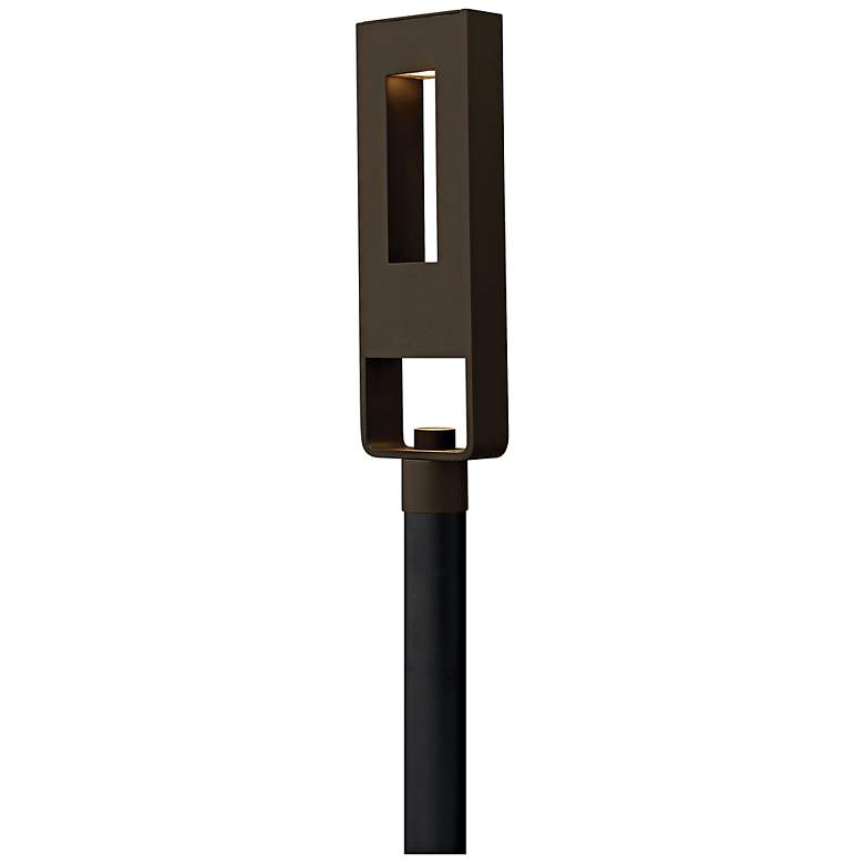 "Hinkley Atlantis LED 23 1/2"" High Bronze Post"