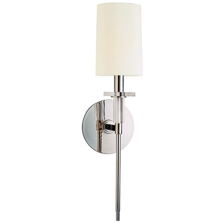 """Hudson Valley Amherst Nickel 18 3/4"""" High Wall Sconce"""