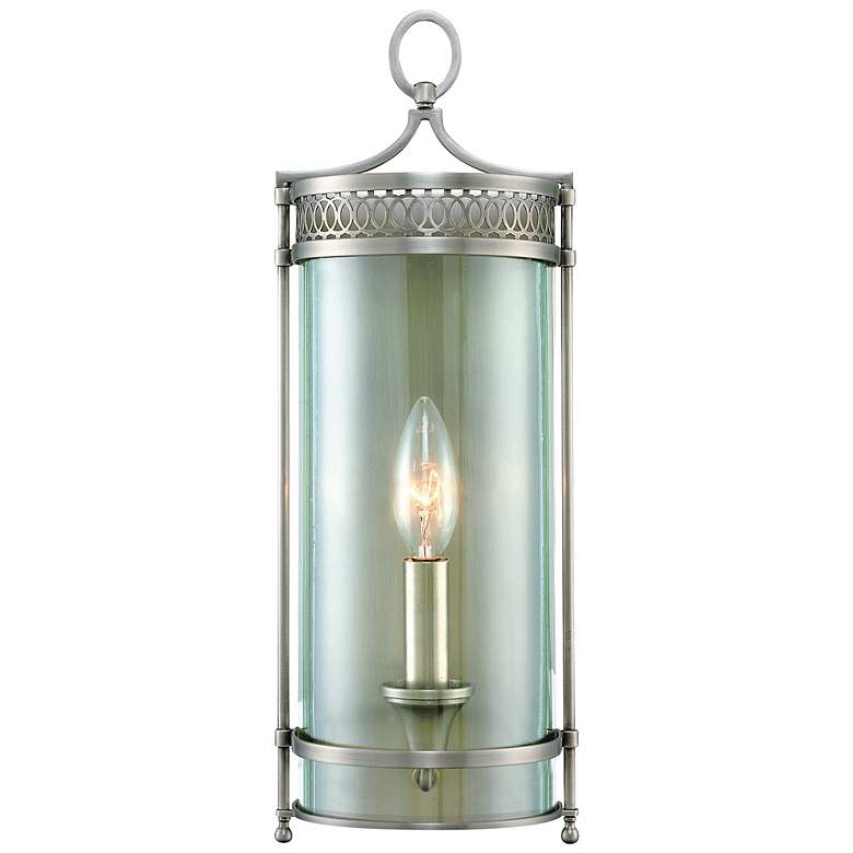 Hudson Valley Ameilia ADA Compliant Nickel Wall Sconce