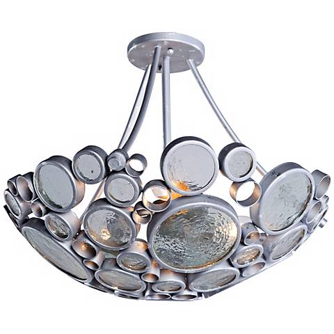 """Varaluz Fascination Collection 20"""" Wide Ceiling Light"""