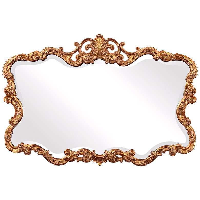 """Howard Elliott Collection 38"""" x 27"""" Talida Wall Mirror"""