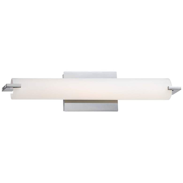 "George Kovacs 20 1/2"" Wide Chrome LED Bath Light"