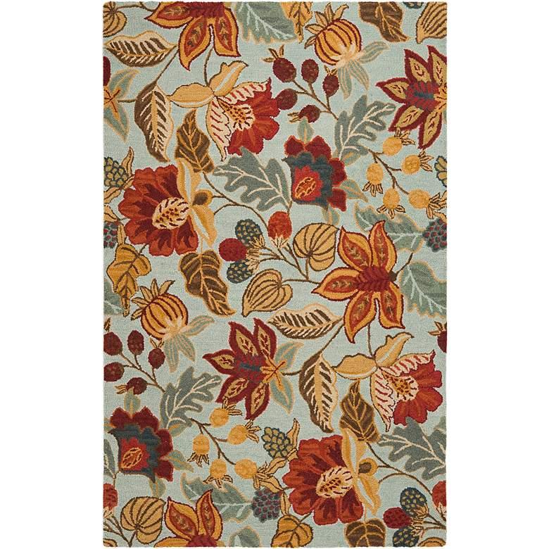 Safavieh Blossom BLM863A Collection 5'x8' Artisan Rug