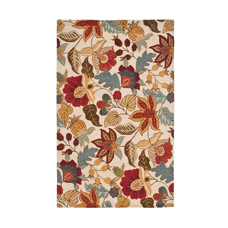 Safavieh Blossom BLM863B Collection 5'x8' Area Rug