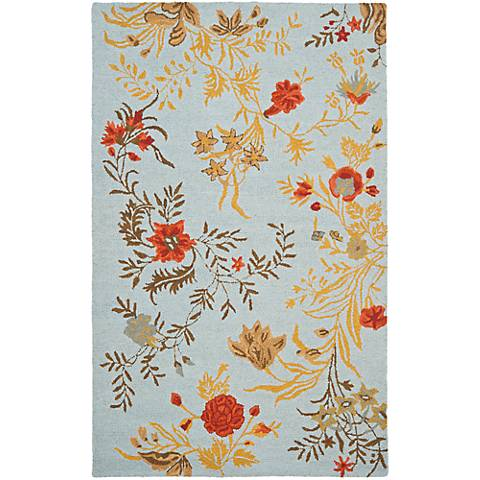 Safavieh Blossom BLM919B Collection Area Rug
