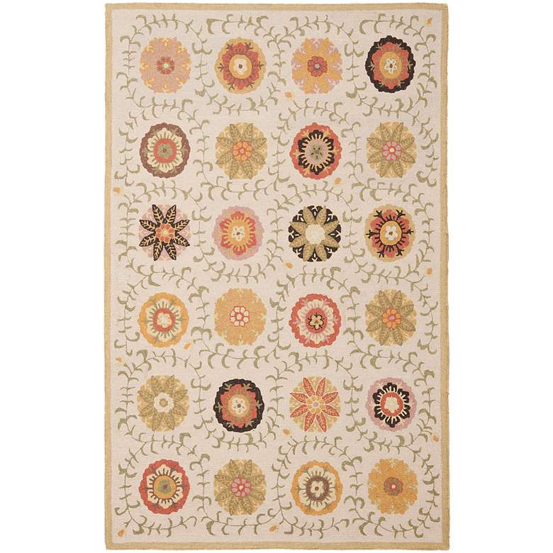 Safavieh Blossom BLM951A Collection 5'x8' Area Rug