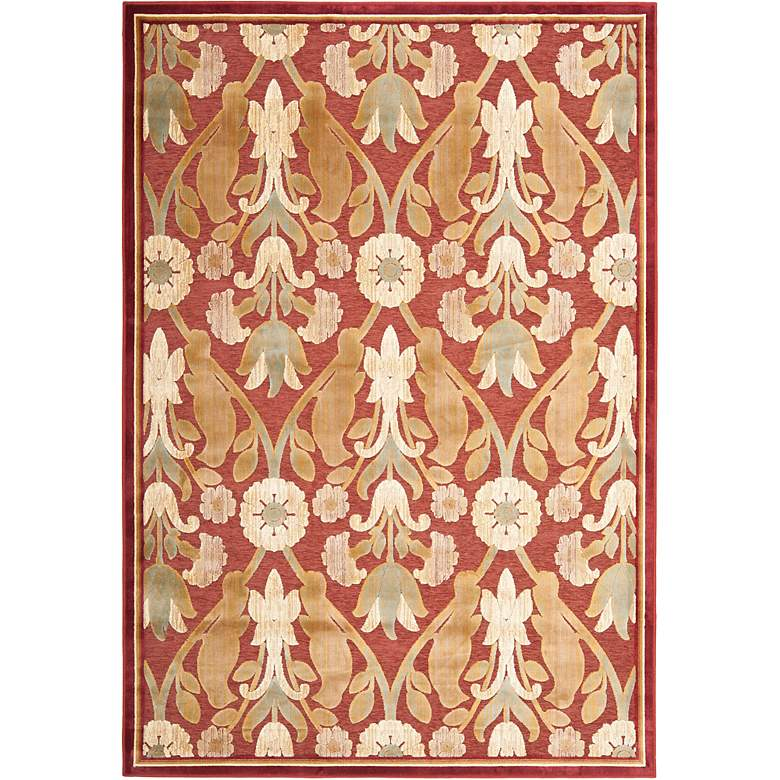 "Safavieh Paradise PAR45-202 Collection 5'3""x7'6"" Area Rug"