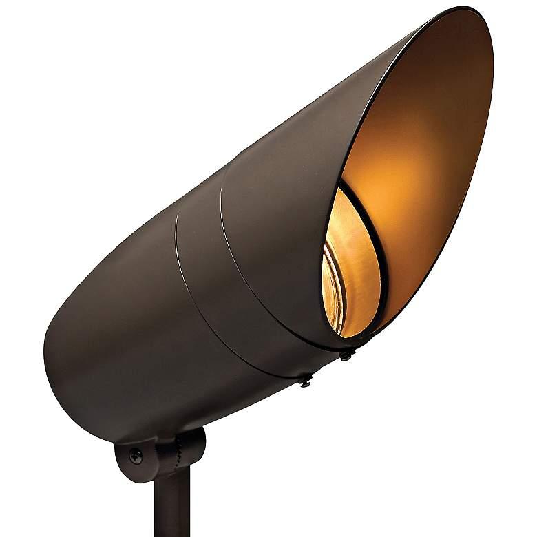"Hinkley 8"" High Bronze Landscape Accent Spot Light"