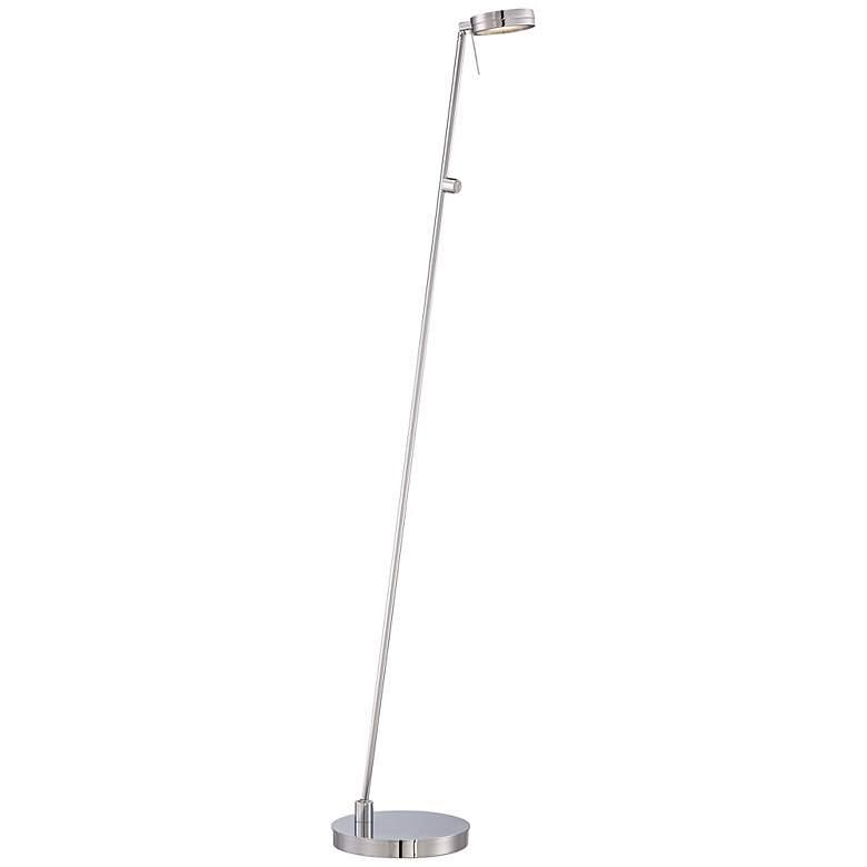 George Kovacs Chrome LED Floor Lamp