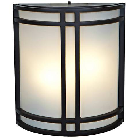 "Access Artemis Collection 11 1/2"" High Outdoor Sconce"