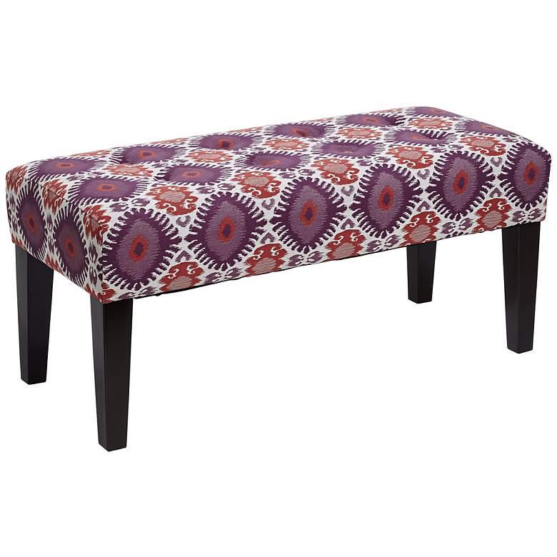 Joan Alara Berry Contemporary Bench