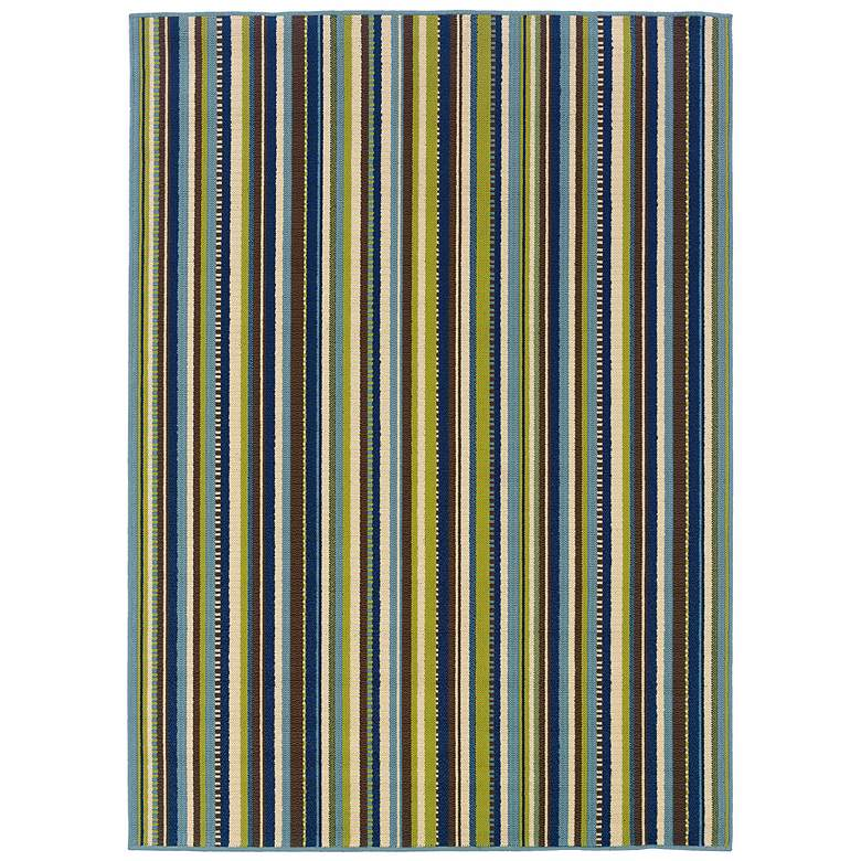 "Caspian 1004X 5'3""x7'6"" Outdoor Area Rug"