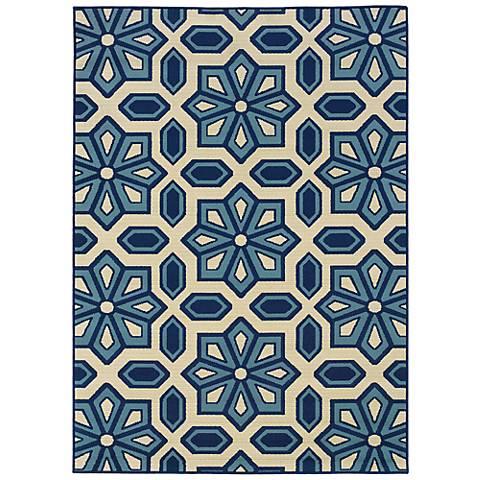 Oriental Weavers Caspian 969W6 Area Rug
