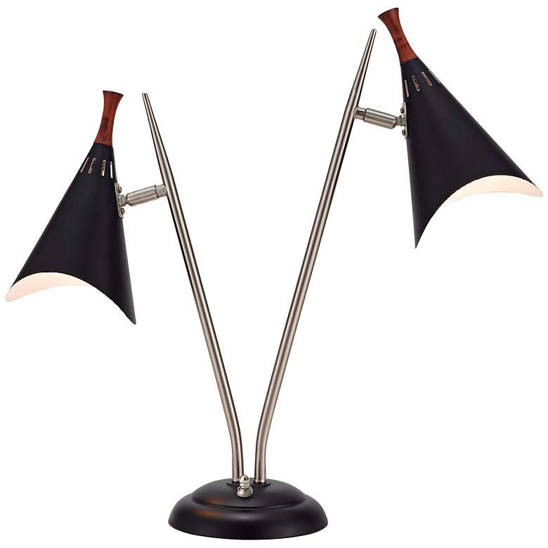 Draper Mid-Century Modern Desk Lamp