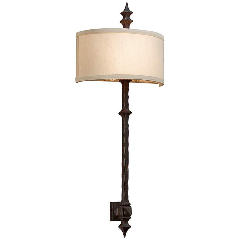 "Umbria 28 1/2"" High Bronze Wall Sconce"