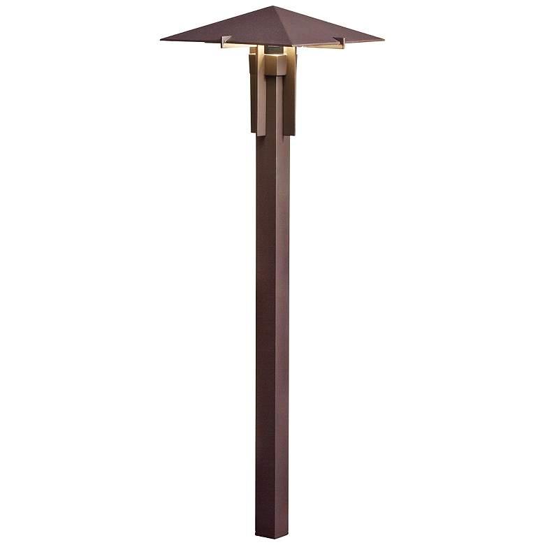 "Kichler 26 1/2"" High 3000K LED Bronze Pyramid Path Light"