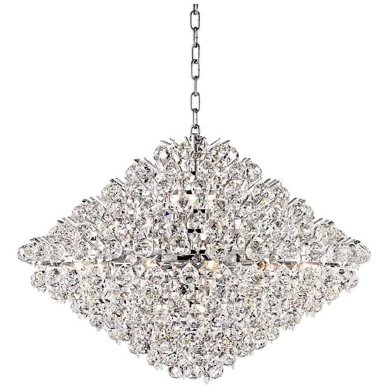 "Essa 31 1/2"" Wide Crystal Pendant Chandelier"