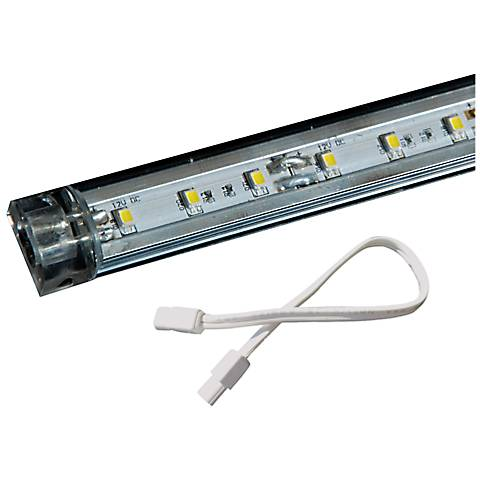 "Orion Super Bright 45"" Wide Aluminum LED Under Cabinet Light"