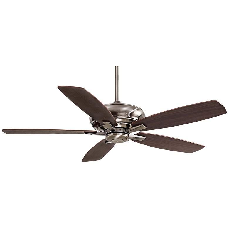 """52"""" Minka Aire Kola Pewter Ceiling Fan"""