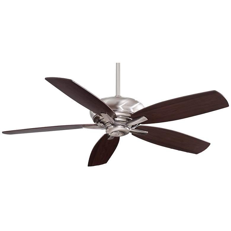 """60"""" Minka Aire Kola Pewter Ceiling Fan"""